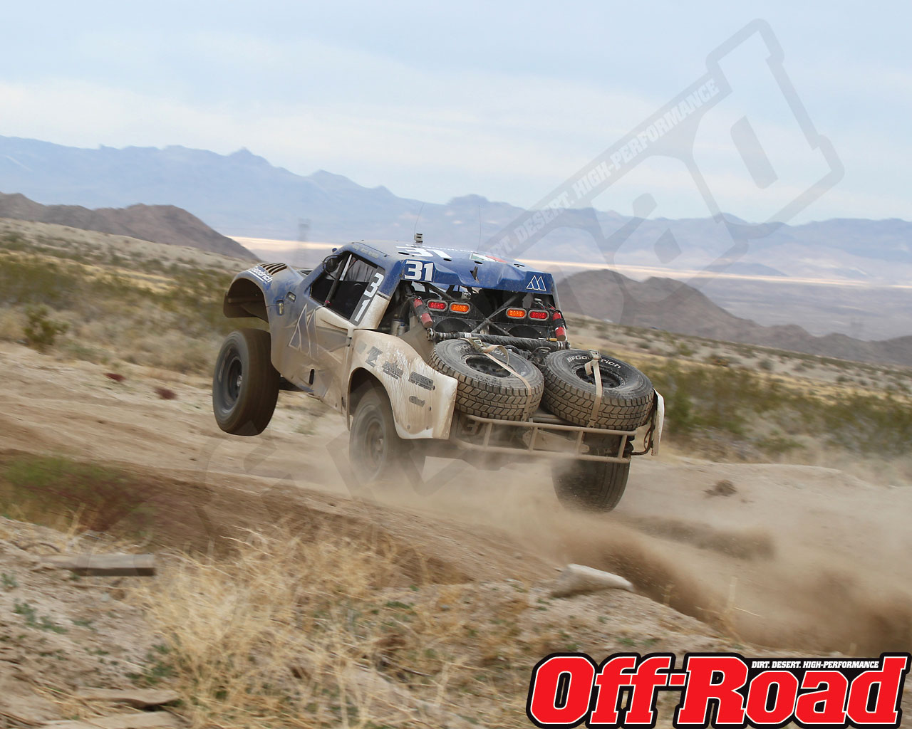 1002or 1477 o+2010 score laughlin desert challenge+trophy truck