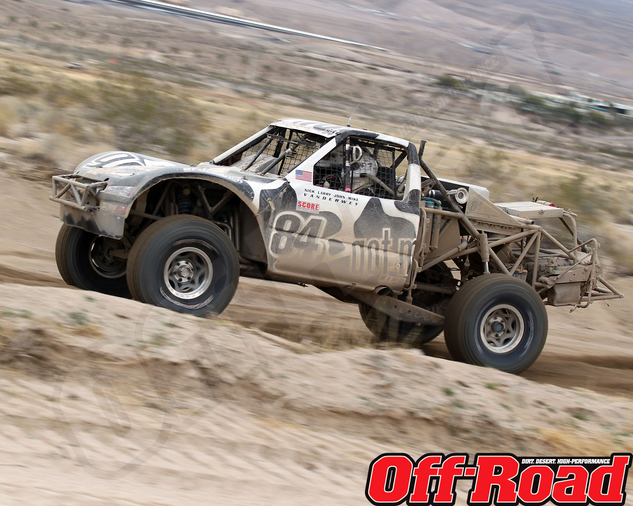 1002or 1510 o+2010 score laughlin desert challenge+trophy truck