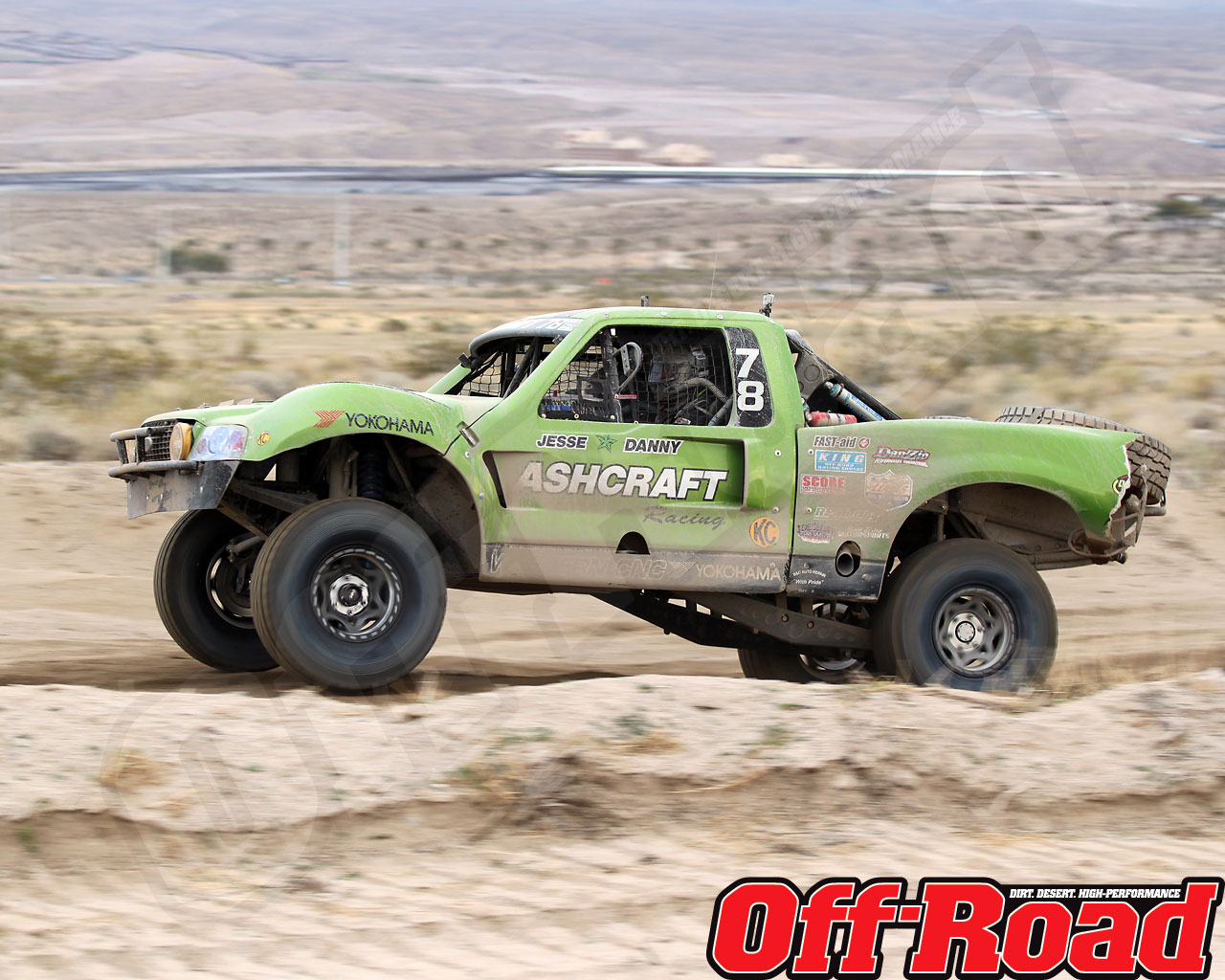 1002or 1524 o+2010 score laughlin desert challenge+trophy truck