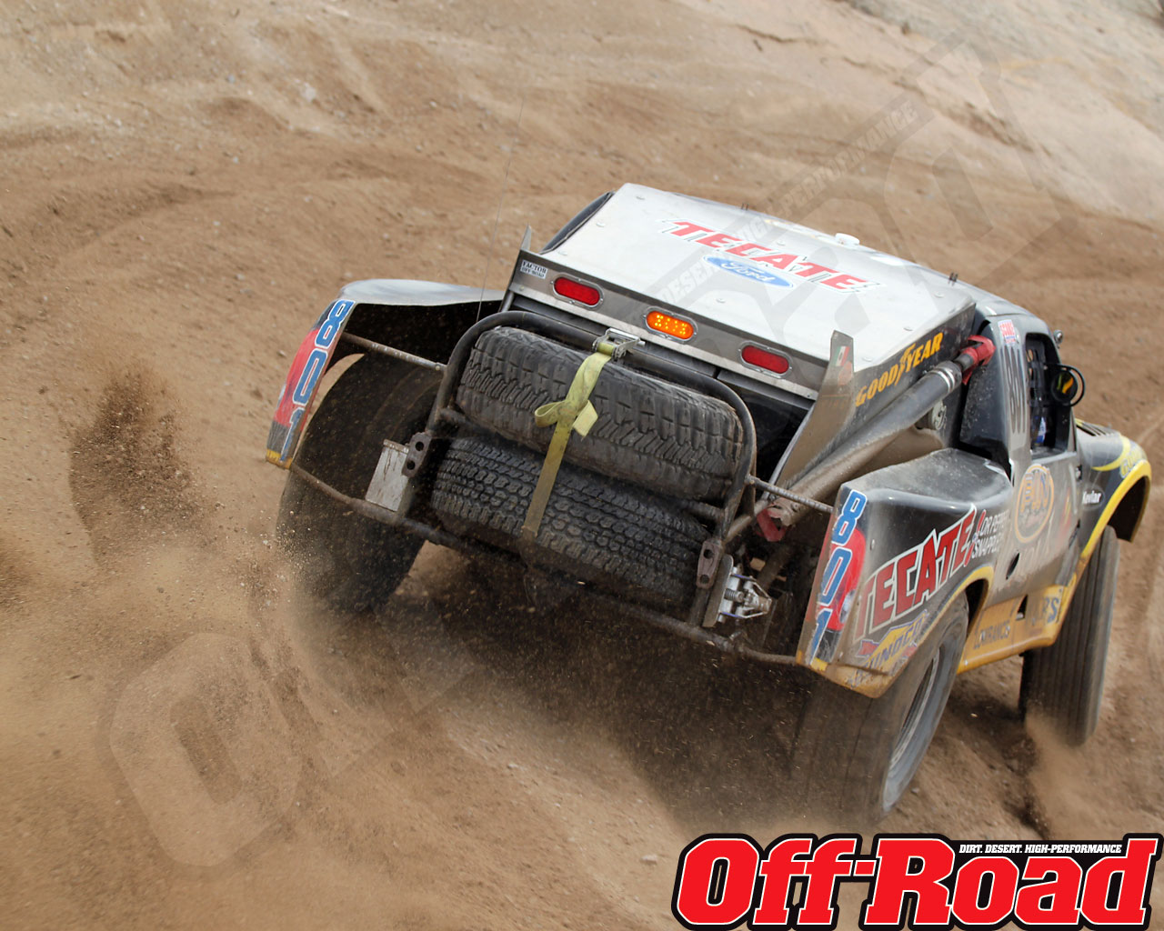 1002or 0981 o+2010 score laughlin desert challenge+off road race trucks