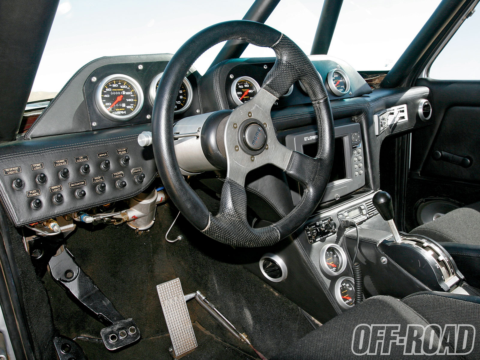 1002or 15 o+1992 ford ranger+crb fabrication dashboard