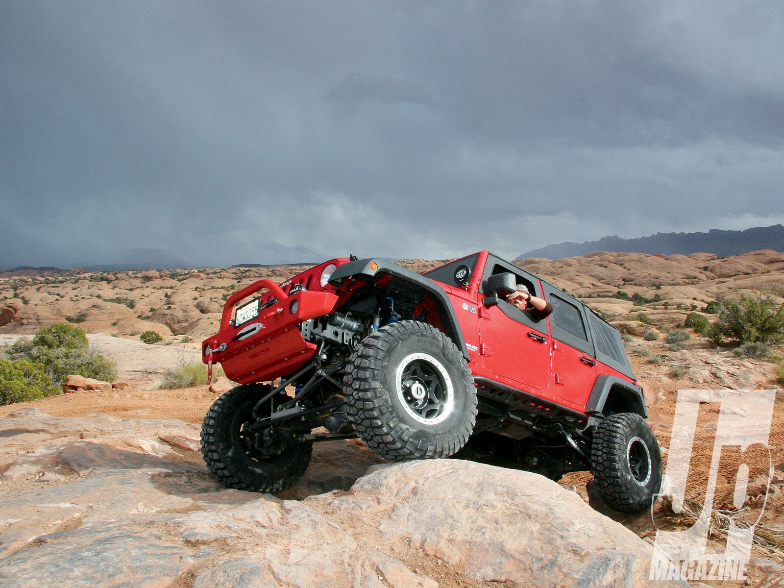 2008 Jeep Jk Unlimited rock Crawling Photo 27845021