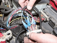 The air cleaner embly installs onto the ATS turbo. The ... Vgt Solenoid Wire Harness Installation on