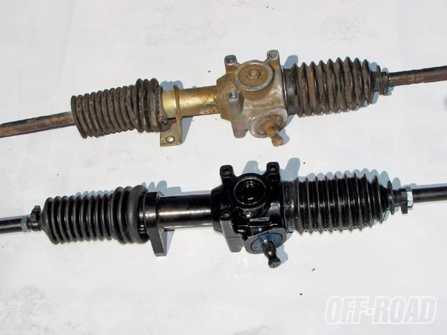 0908or 01 z+rack and pinion steering+comparisons