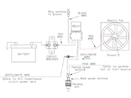 Installation is easy. First mount the relay in a convenient ... on furnace fan wiring diagram, how does a relay work diagram, old furnace wiring diagram, bosch 5 pin relay diagram, ac thermostat wiring diagram, ac unit schematic diagram, ac relay product, ignition switch wiring diagram, ac run capacitor wiring diagram, ac switch wiring diagram, radiator fan wiring diagram, home a c wiring diagram, blower motor relay diagram, a c unit wiring diagram, ac compressor wiring diagram, ac motor wiring diagram, fan limit control wiring diagram, bmw relay diagram, ac control wiring diagram, ac condenser wiring diagram,