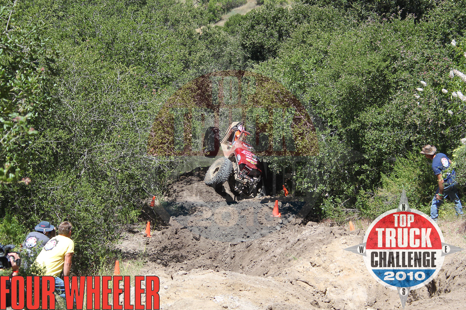2010 Top Truck Challenge Hill Climb Pj Hale 1948 Willys Buggy