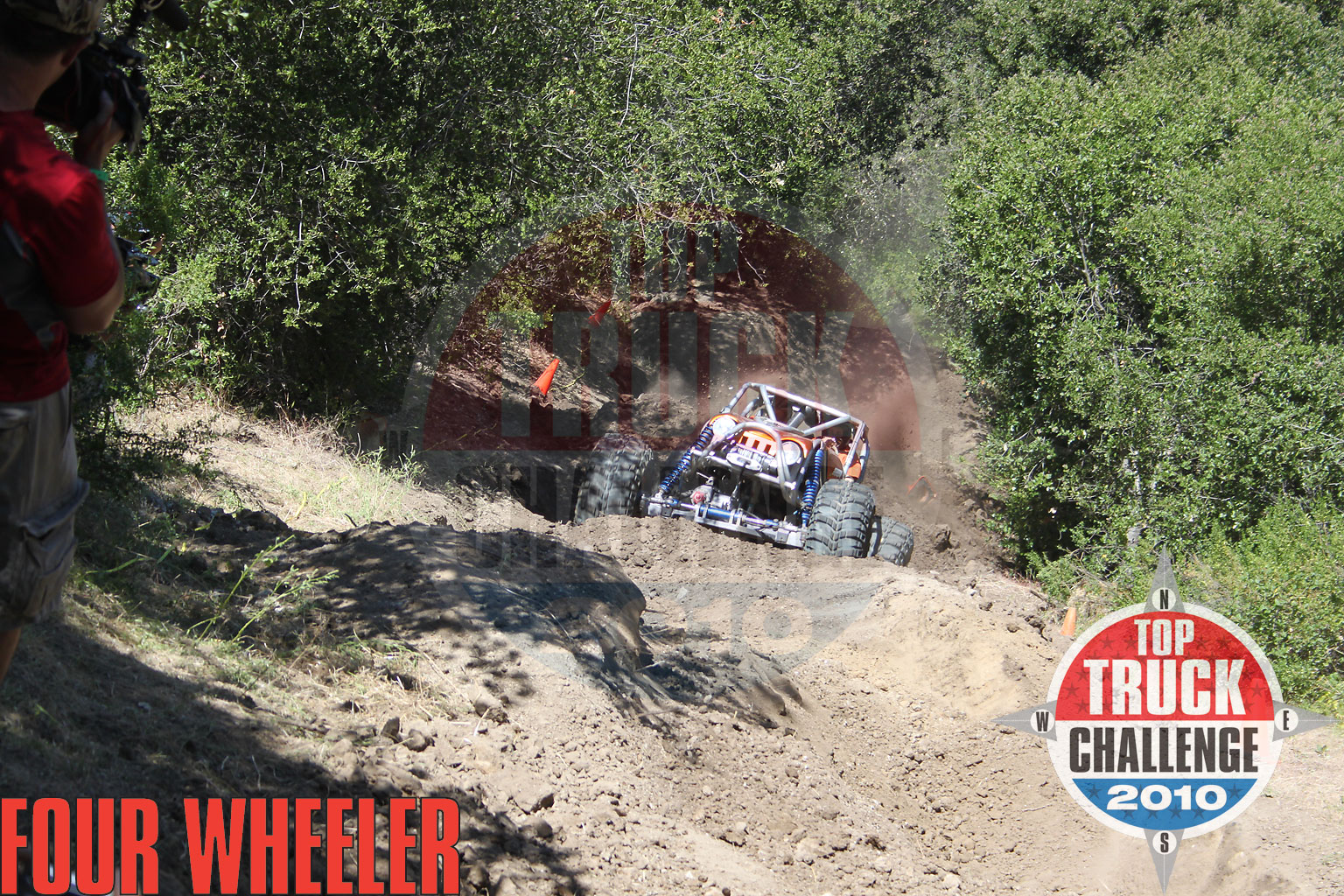 129 1006 4816+2010 top truck challenge hill climb+leo kuether 2007 cole works fat girl buggy