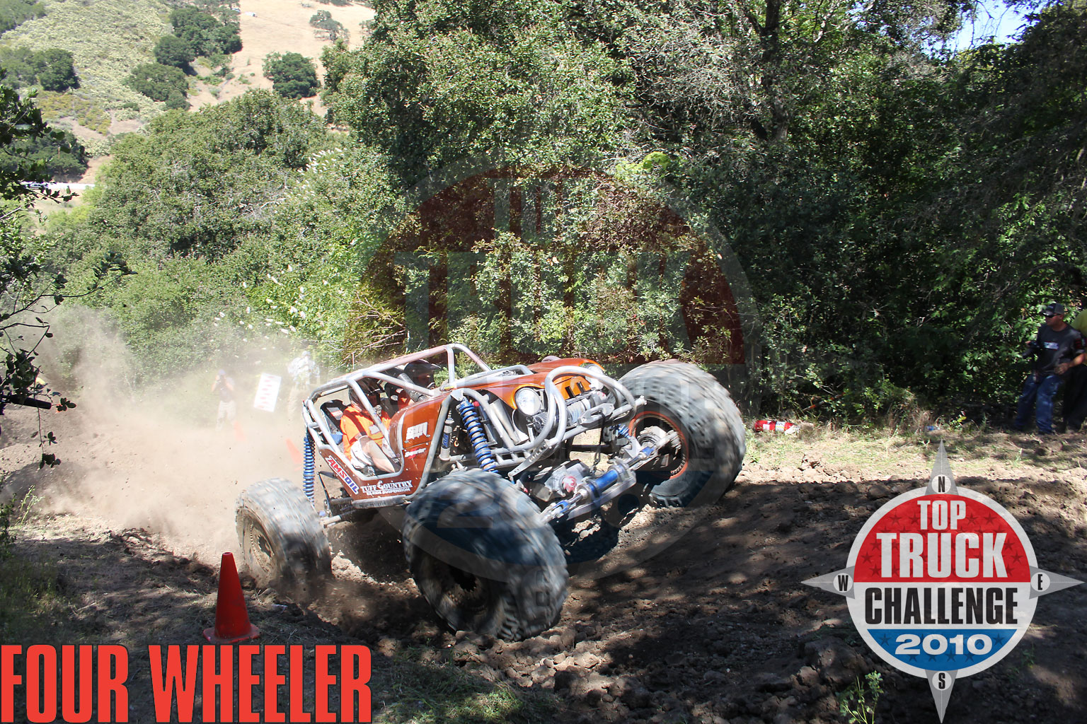 129 1006 4820+2010 top truck challenge hill climb+leo kuether 2007 cole works fat girl buggy