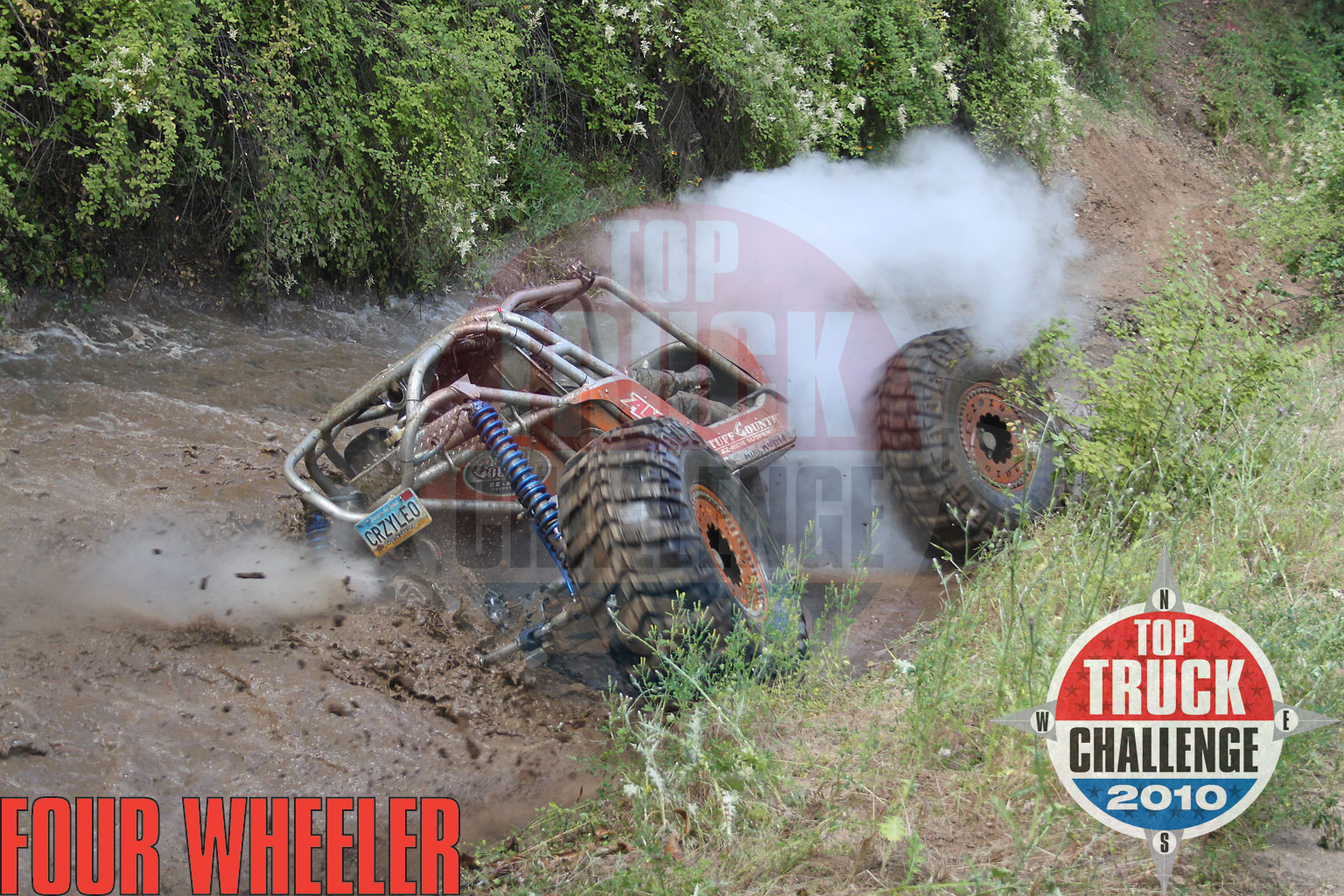2010 Top Truck Challenge Tank Trap Leo Kuether 2007 Cole Works Fat Girl Buggy