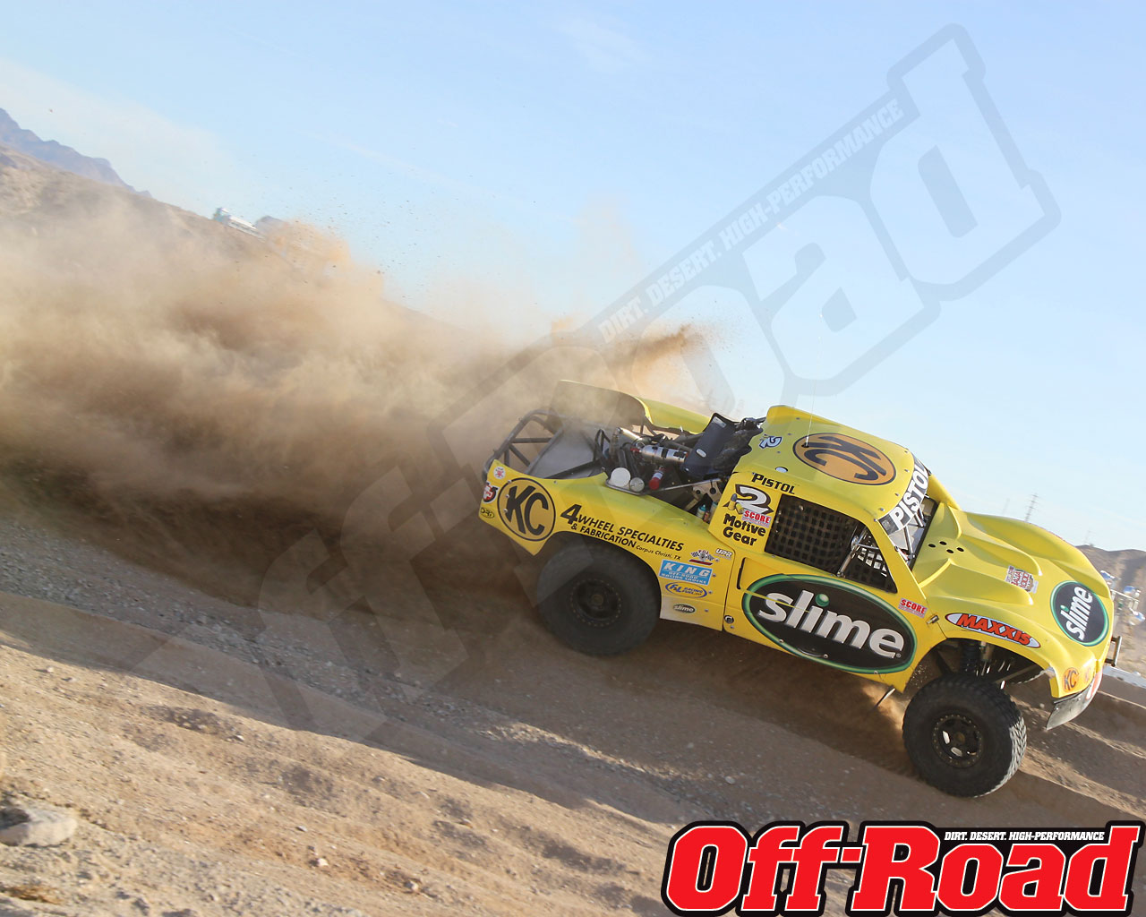 1002or 0619 o+2010 score laughlin desert challenge+trophy truck