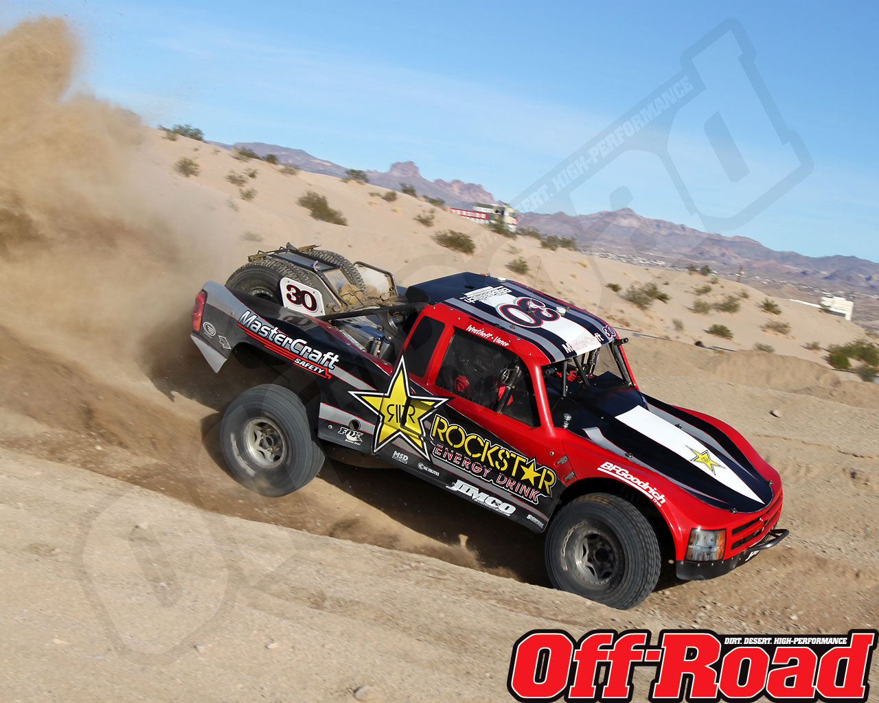 1002or 0628 o+2010 score laughlin desert challenge+trophy truck