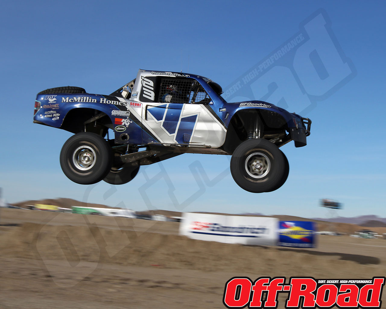1002or 0646 o+2010 score laughlin desert challenge+trophy truck