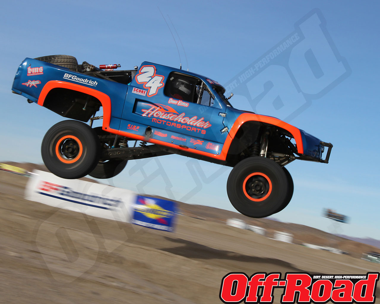 1002or 0650 o+2010 score laughlin desert challenge+trophy truck