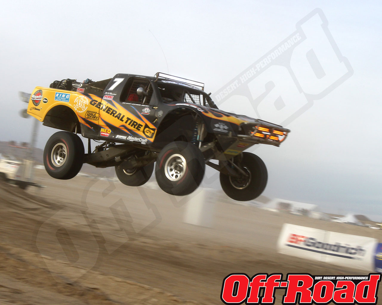1002or 0667 o+2010 score laughlin desert challenge+trophy truck