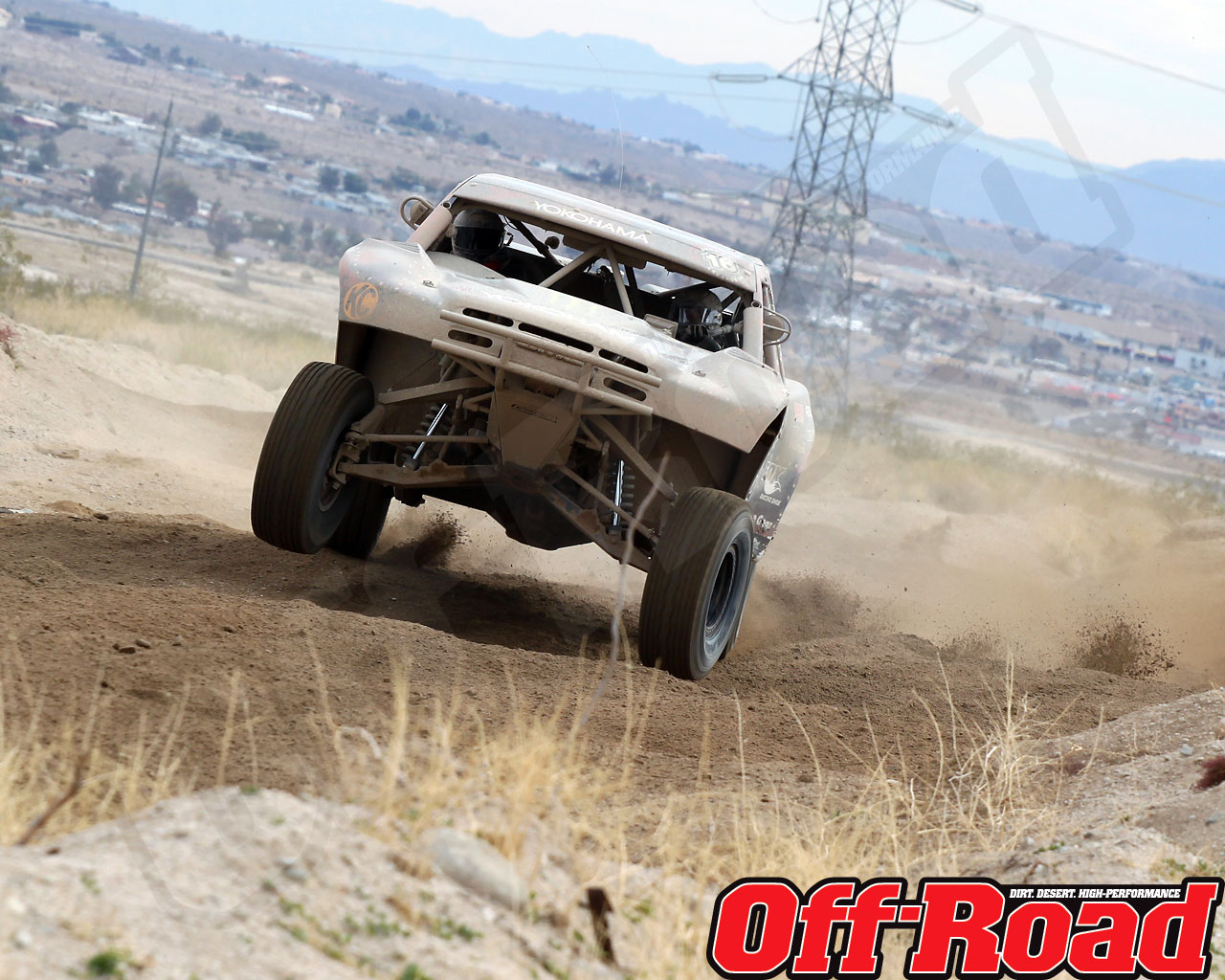 1002or 1407 o+2010 score laughlin desert challenge+trophy truck