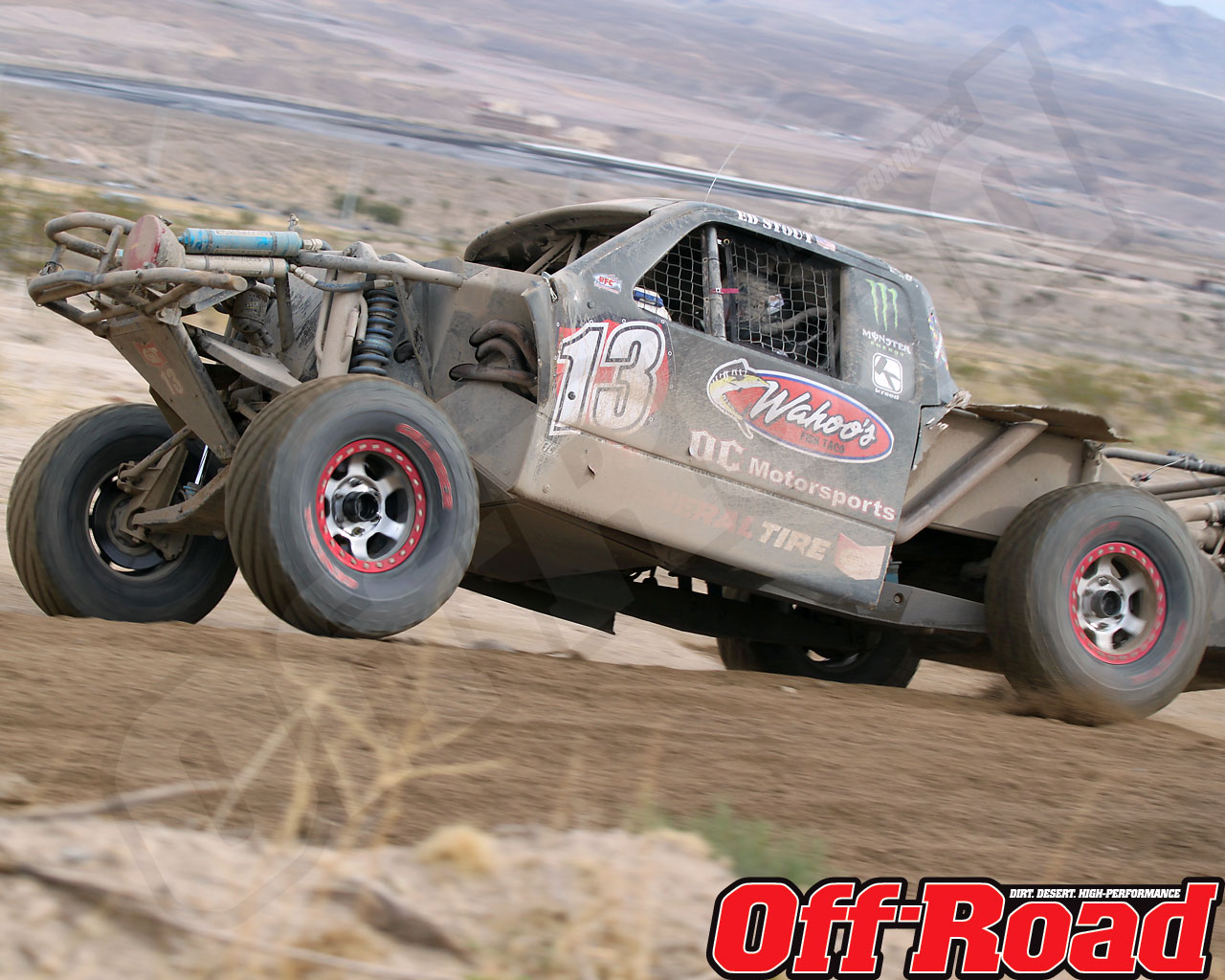 1002or 1433 o+2010 score laughlin desert challenge+trophy truck