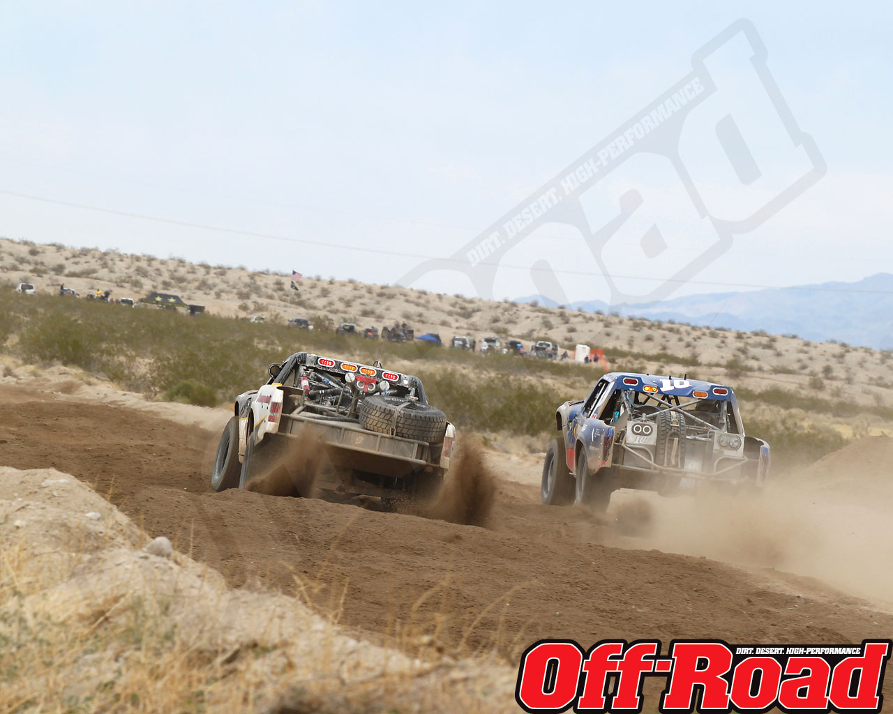 1002or 1447 o+2010 score laughlin desert challenge+trophy truck