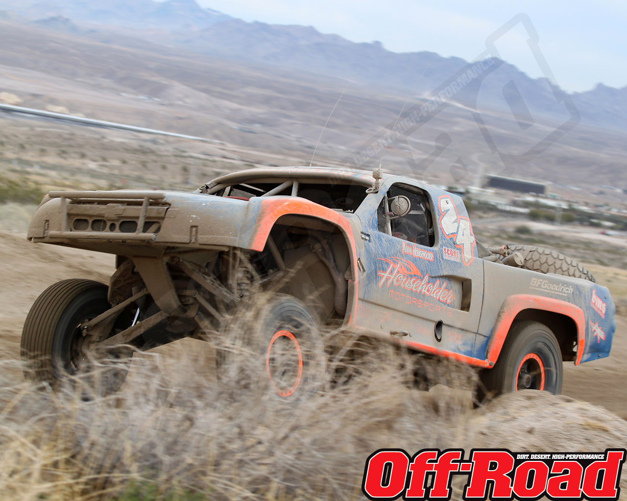 1002or 1459 o+2010 score laughlin desert challenge+trophy truck