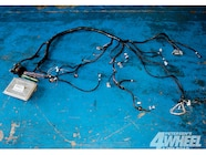Pacific Fabrication offers a simple and clean wiring harness for Gen on escalade wiring harness, maxima wiring harness, m104 wiring harness, m100 wiring harness, h3 wiring harness, corolla wiring harness, mustang wiring harness, wrangler wiring harness, srx wiring harness, xterra wiring harness, camaro wiring harness, m54 wiring harness,