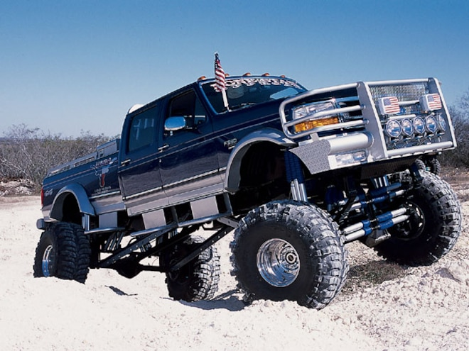 ford f350 1996