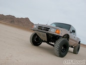 1996 Ford Ranger Supercab 2wd Prerunner Off Road Magazine