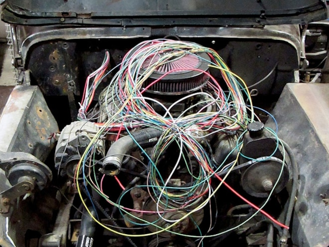 Painlessly Wiring An Old Jeep