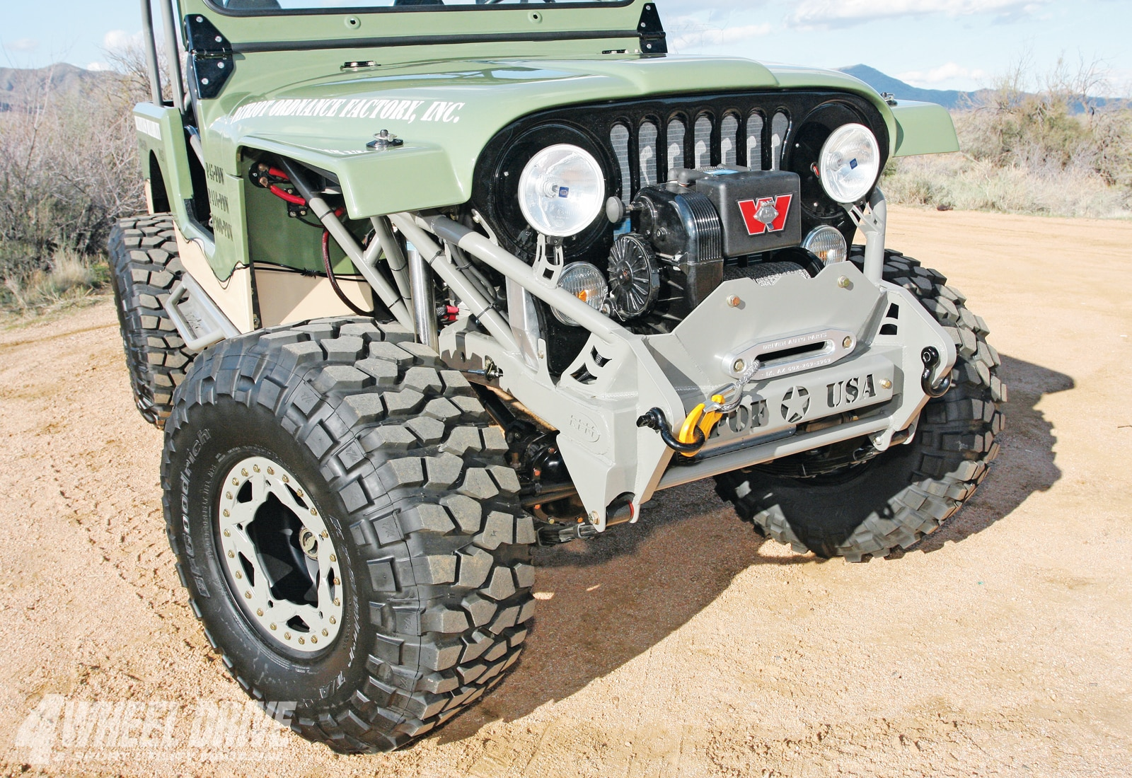 1007 4wd 02+1984 jeep CJ7+warn winch