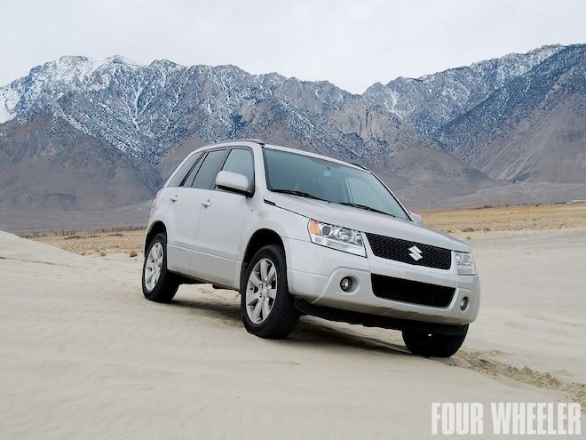 2009 Suzuki Grand Vitara Long-Term Report: 3 of 4