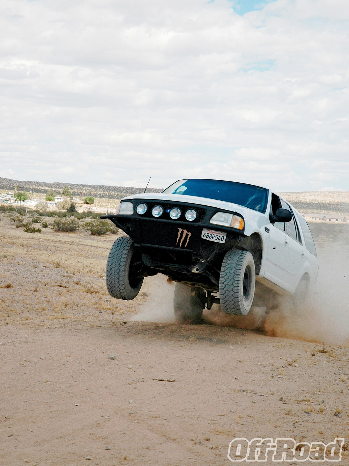 1012or 12 +the dezert dimes day in the barstow desert+offroad truck