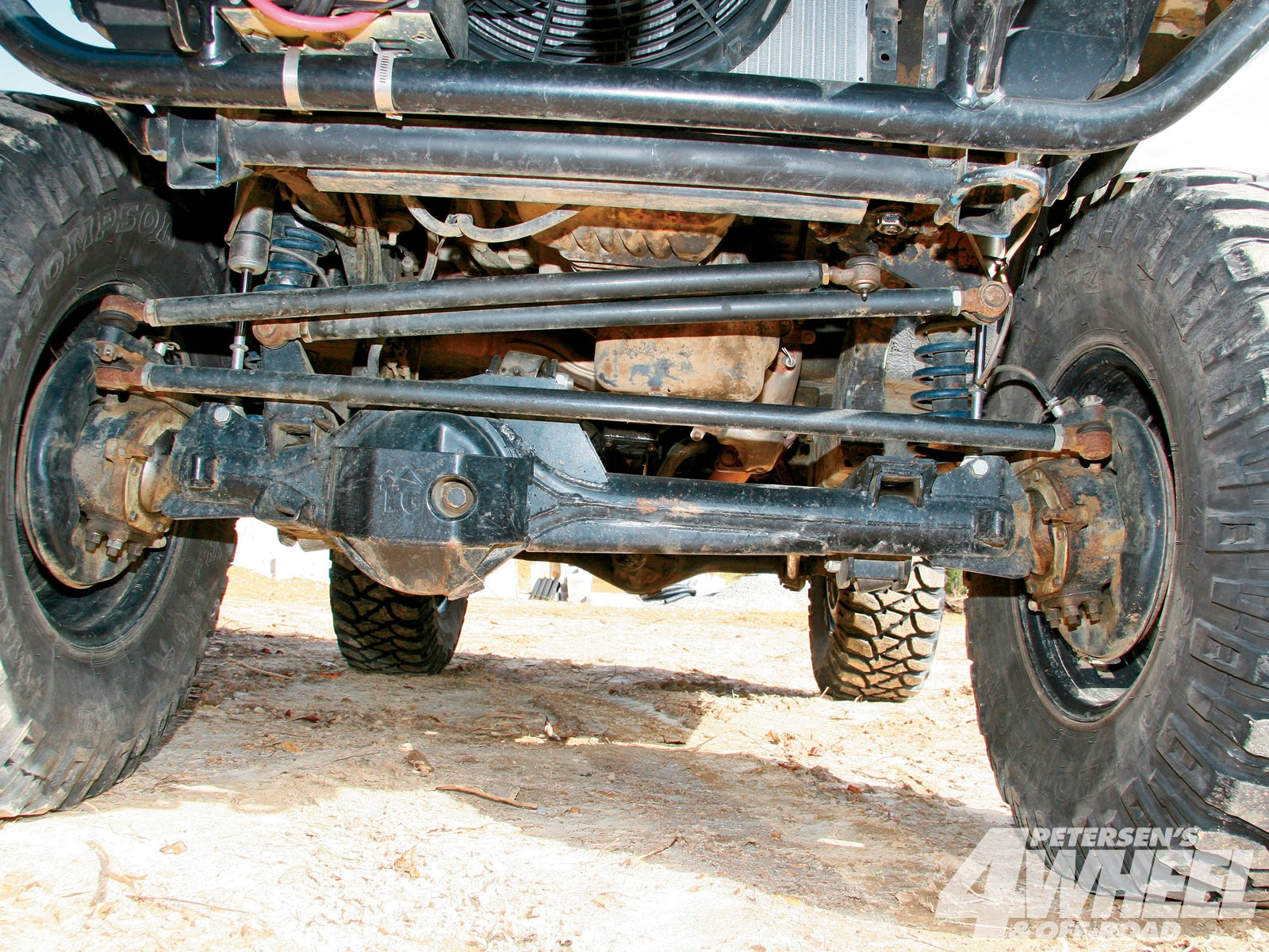131 1008 01+1992 geo tracker+independent front suspension