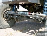 1102 4wd 18+1945 ford GPW+leaf spring and shock setup
