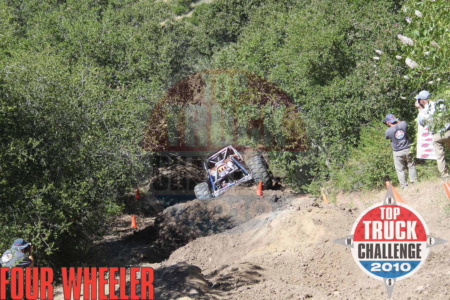 2010 Top Truck Challenge Hill Climb Leo Kuether 2007 Cole Works Fat Girl Buggy