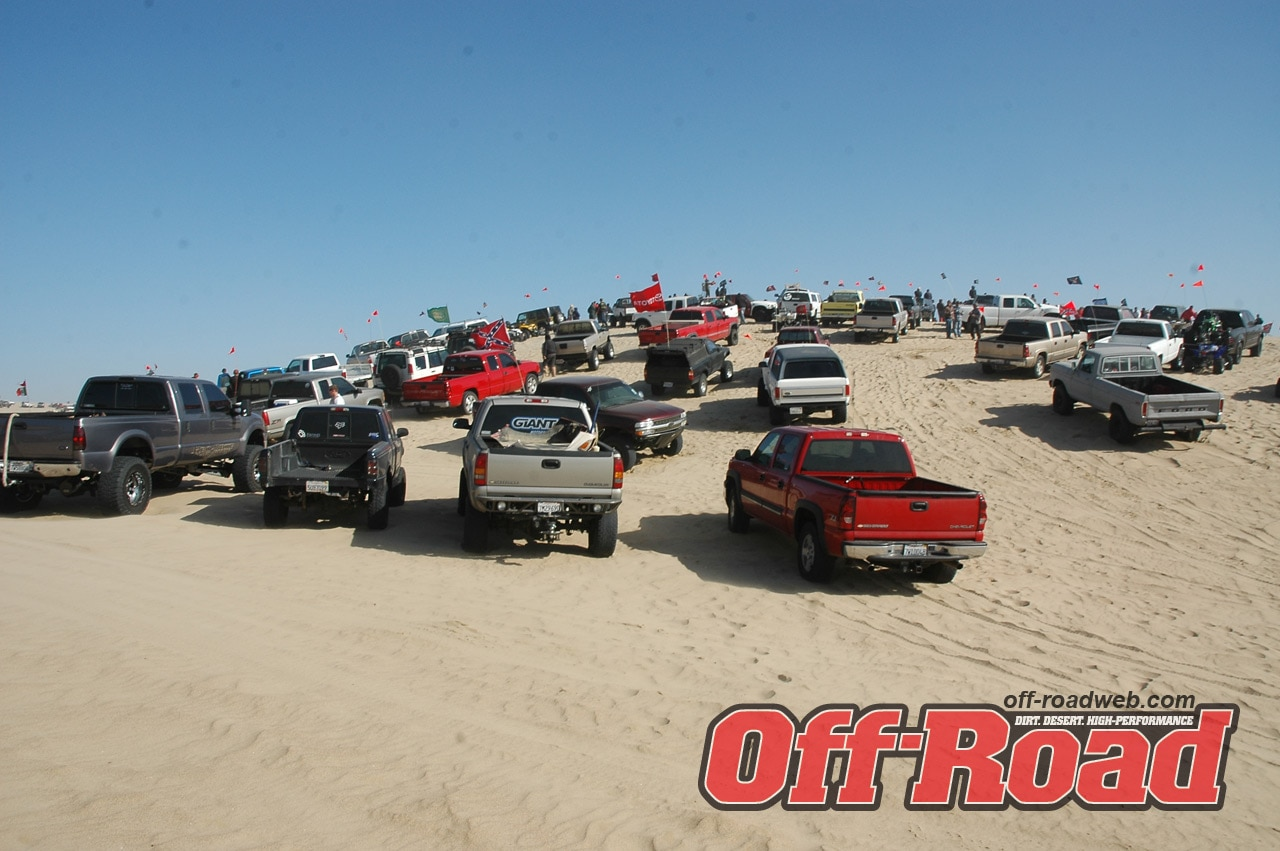 062310or 5303+dezert rangers huckfest 2010+prerunners at pismo beach
