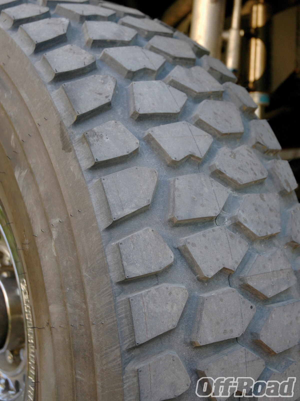 1009or 05 +bfgoodrich baja ta krt tire+tread