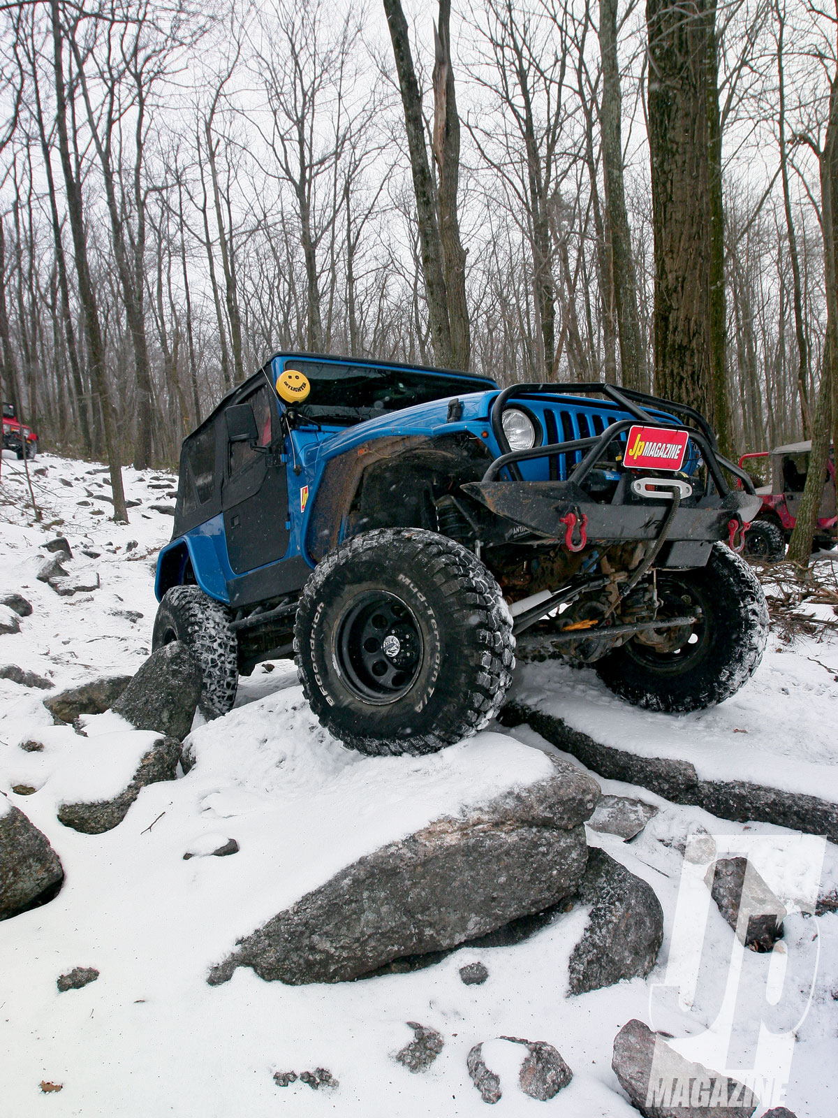 154 1103 02 o+154 1103 snow crawling rausch creek off road park+2003 jeep wrangler tj rubicon