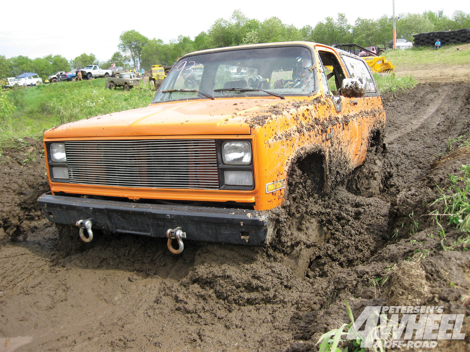 131 1103 15 o+131 1103 backyard mud boggin+orange blazer