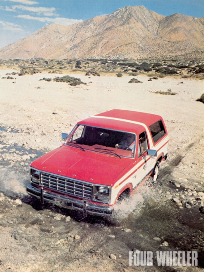 Magazine Archive October 1979 Ford Trucks - Old As Dirt