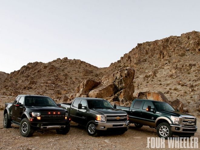 2011 Pickup Truck Of The Year