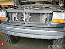 Dual Transmission Coolers - Install - Atomic-Cool - Off-Road