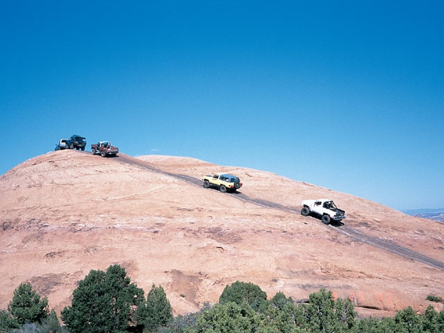 0602or 07 z+annual chevy k5 blazer bash moab off road+moab