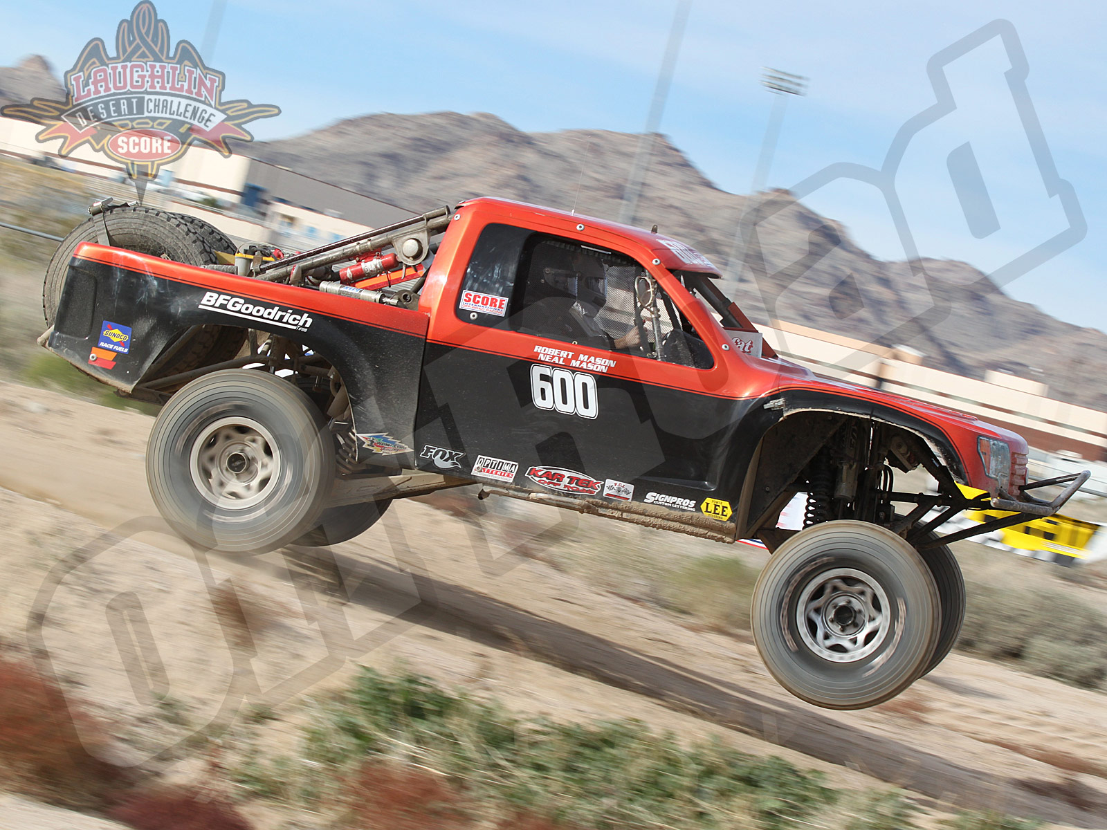 012011or 6629+2011 score laughlin desert challenge+truck classes
