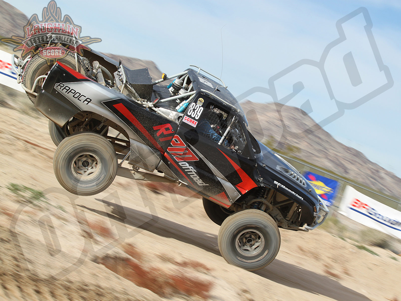 012011or 6626+2011 score laughlin desert challenge+truck classes