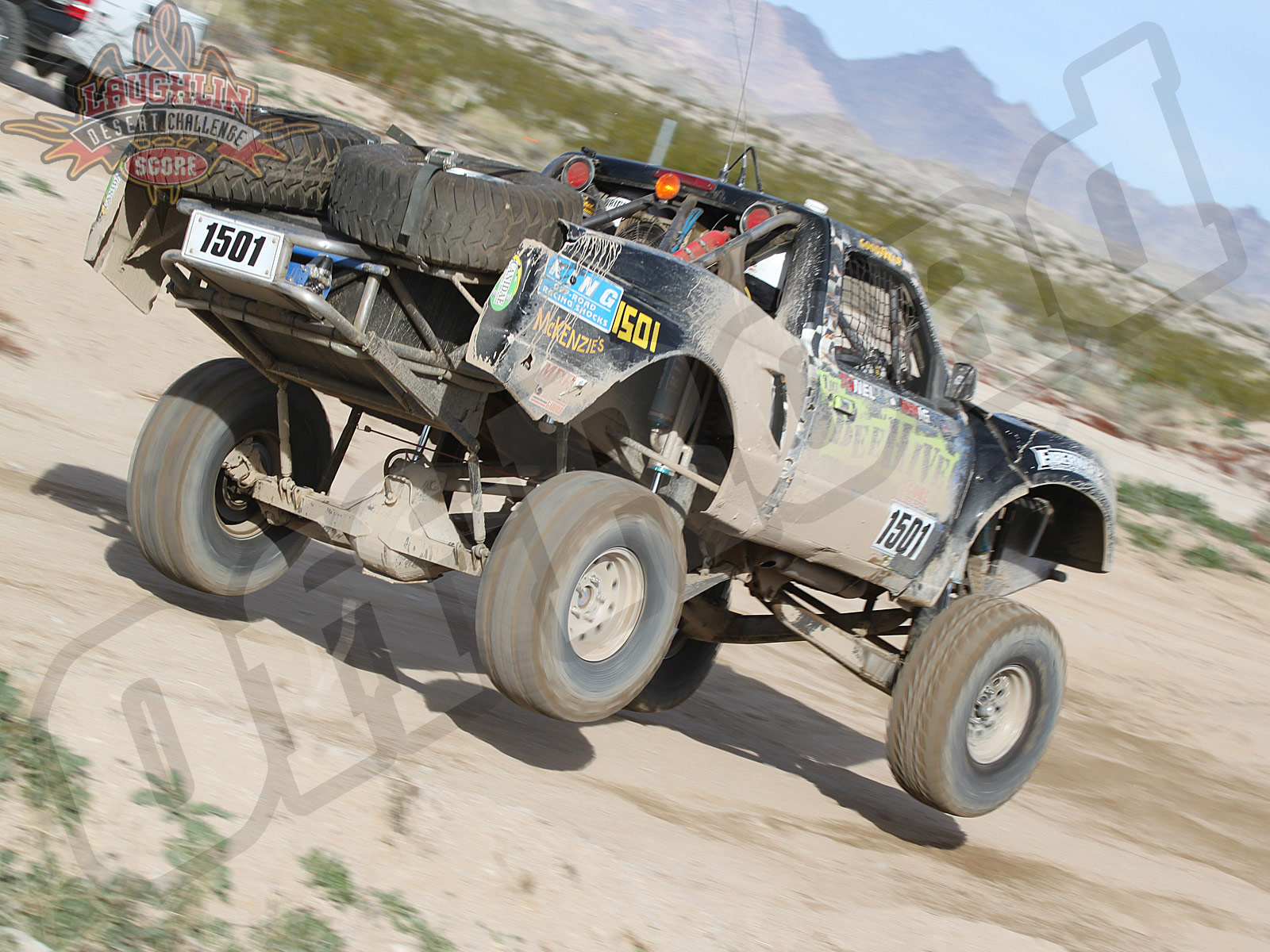 012011or 6582+2011 score laughlin desert challenge+truck classes