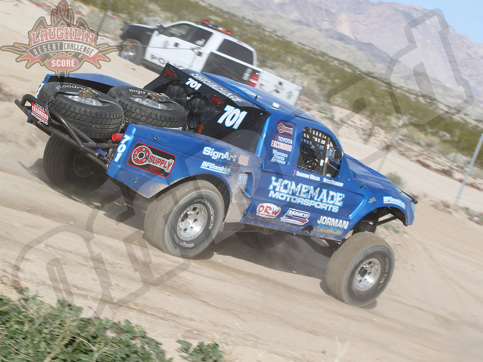 012011or 6575+2011 score laughlin desert challenge+truck classes