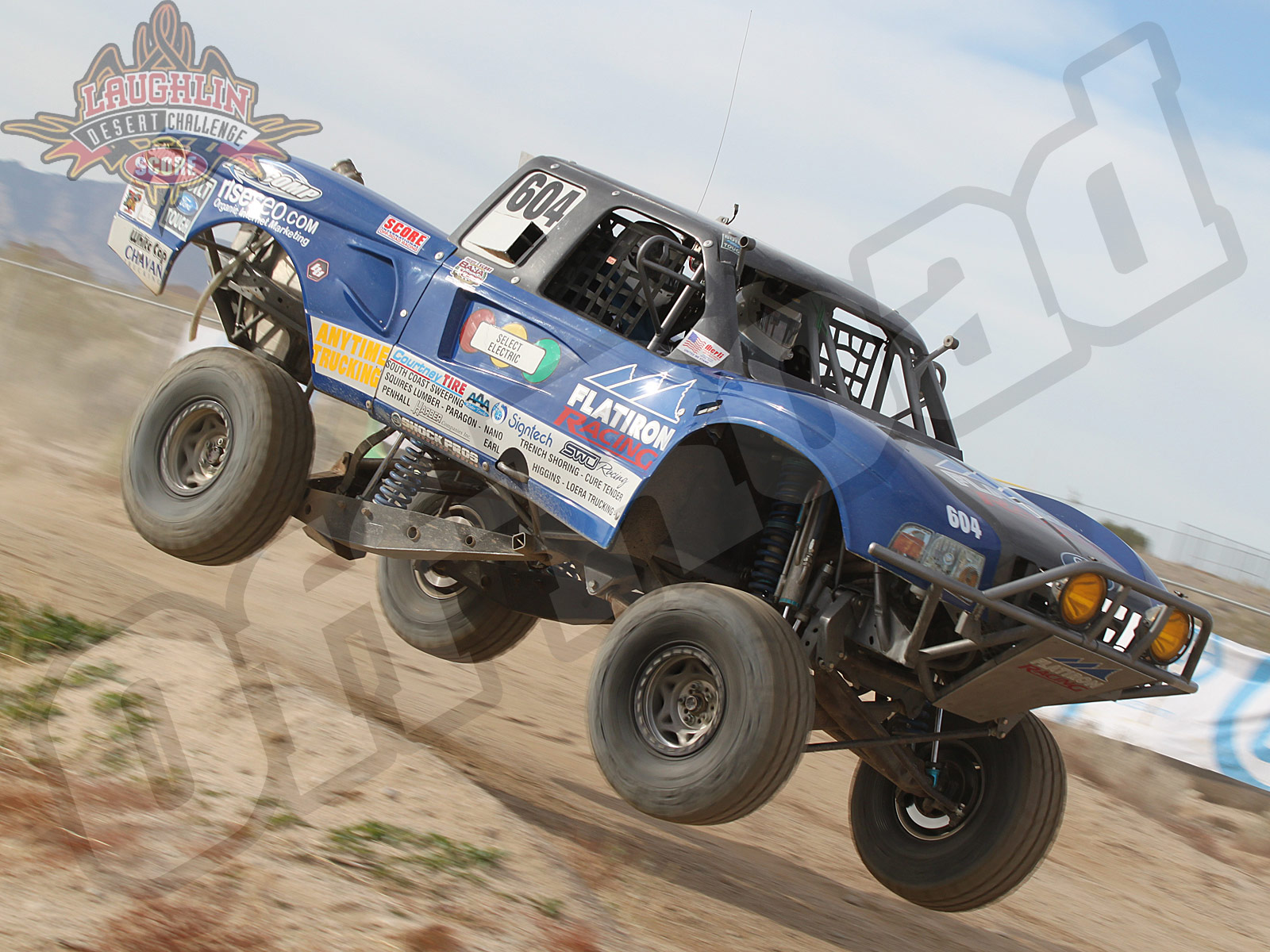 012011or 6645+2011 score laughlin desert challenge+truck classes