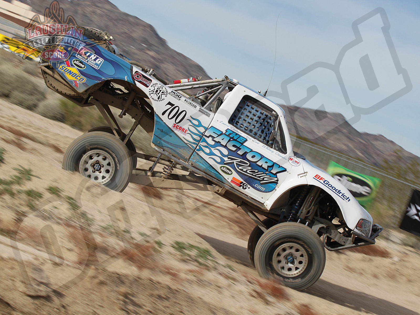 012011or 6638+2011 score laughlin desert challenge+truck classes