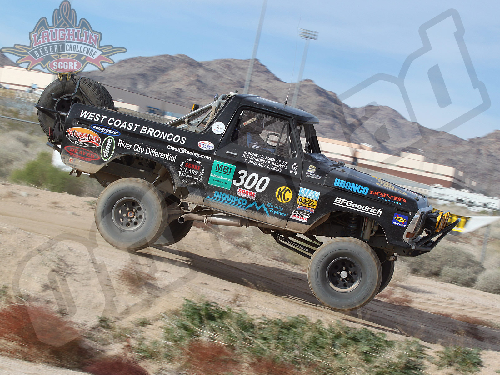 012011or 6622+2011 score laughlin desert challenge+truck classes