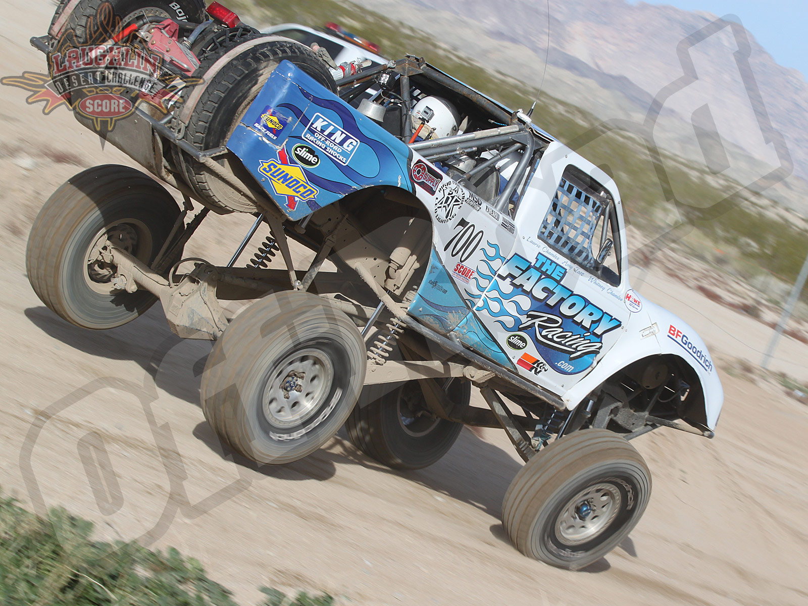012011or 6563+2011 score laughlin desert challenge+truck classes