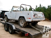 The Sh!tbox Derby: Hazel's 1973 Jeep Command'oh - Jp Magazine