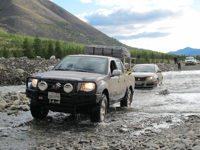 Suzukis Across Siberia - Web Exclusive!